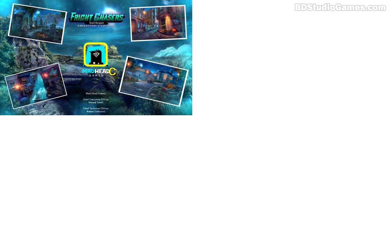 Fright Chasers: Soul Reaper Walkthrough Screenshot