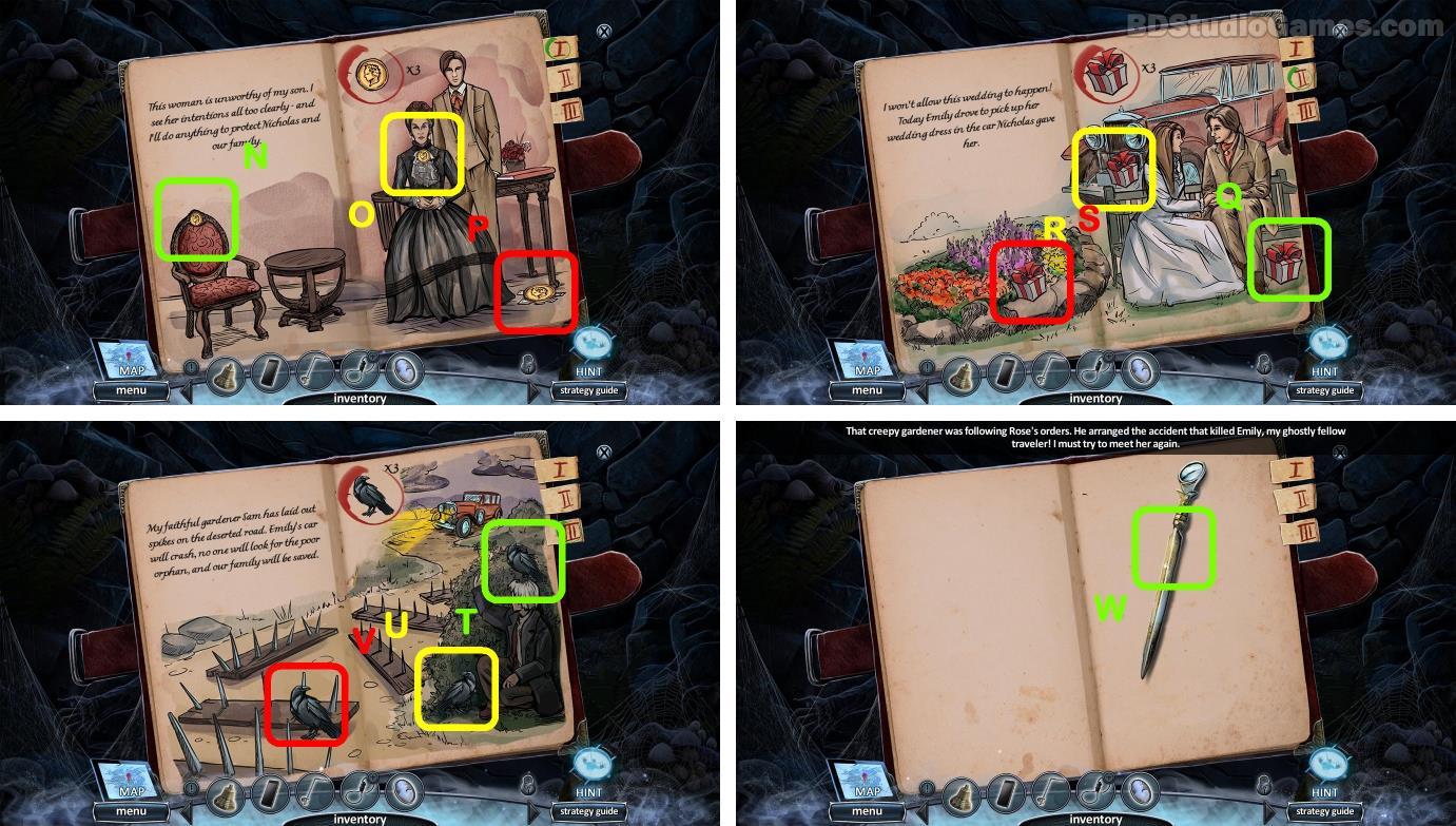 Paranormal Files: Fellow Traveler Walkthrough Screenshot