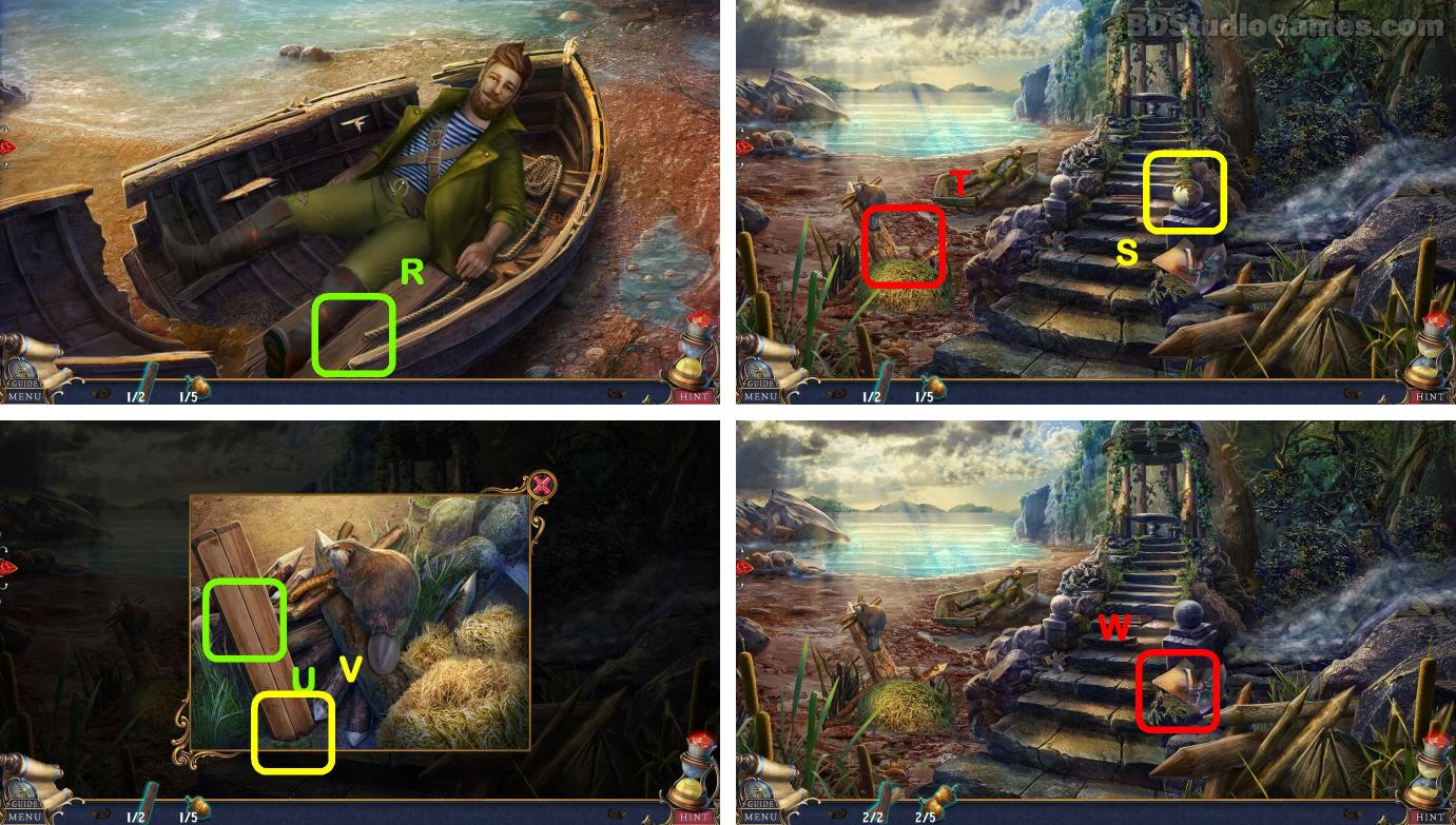 Bridge to Another World: Through the Looking Glass Bonus Chapter Walkthrough screenshot