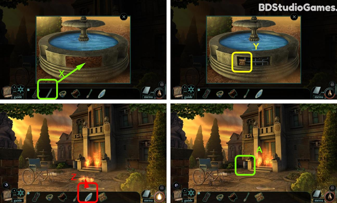 Maze: Stolen Minds Bonus Chapter Walkthrough Screenshot
