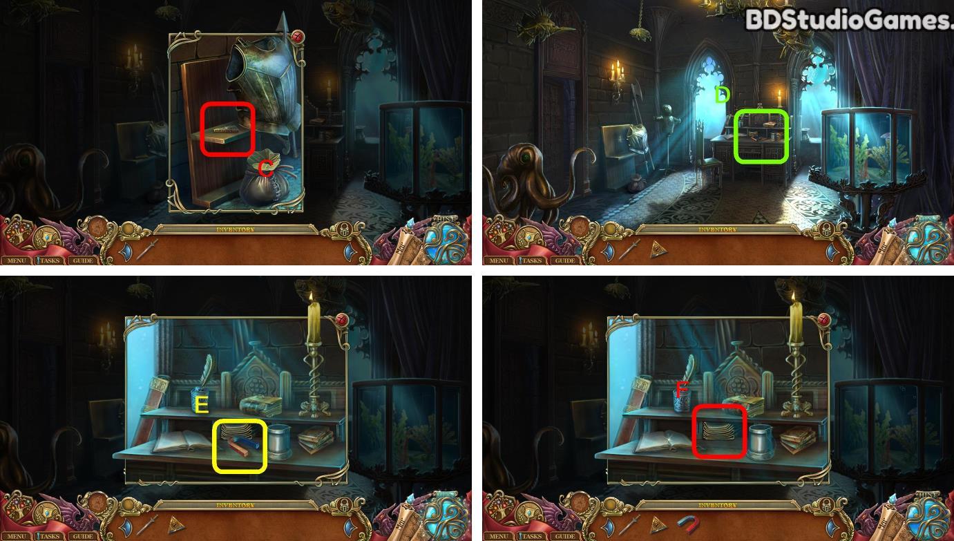 Spirits of Mystery: The Lost Queen Bonus Chapter Walkthrough Screenshot