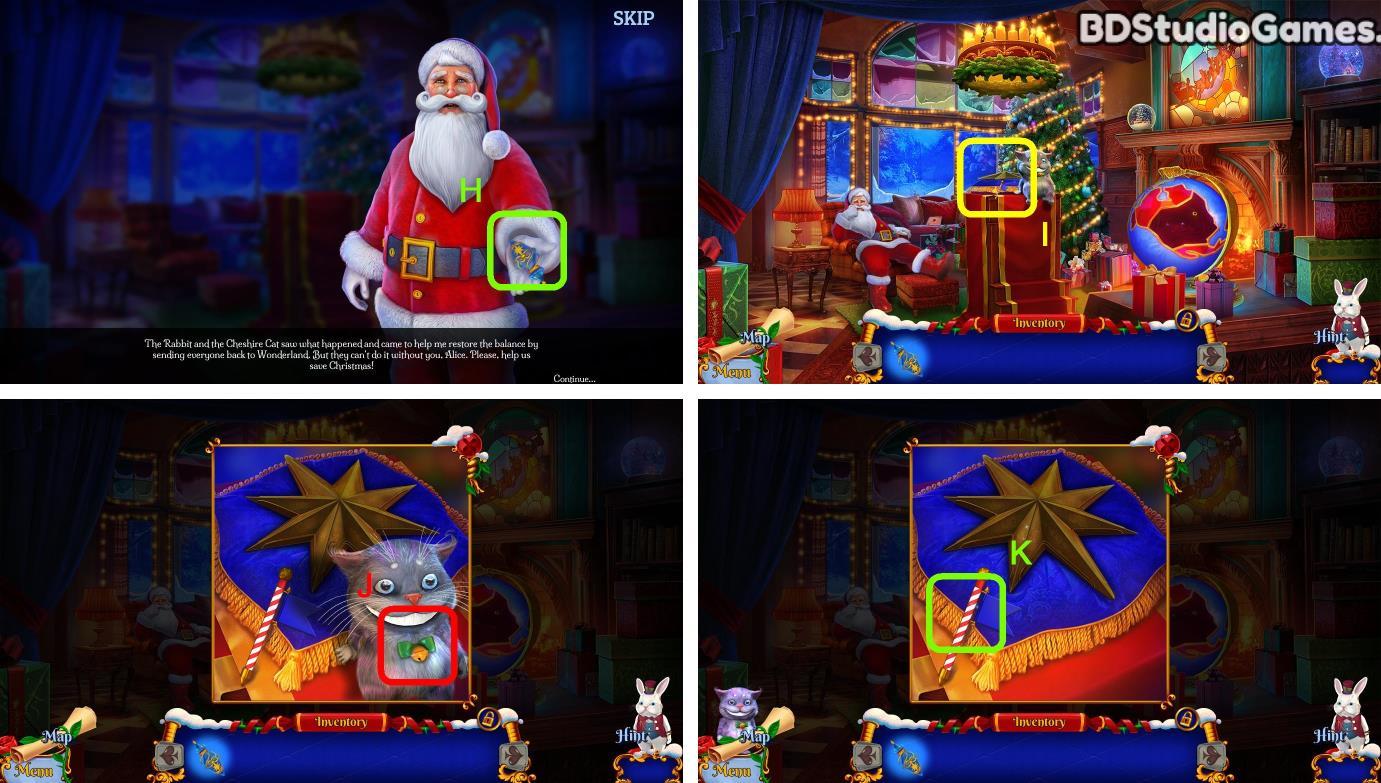 Christmas Stories: Alices Adventures Beta Version Walkthrough Screenshot